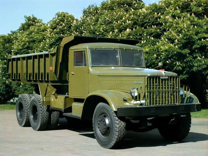 Repuestos Camiones Kraz